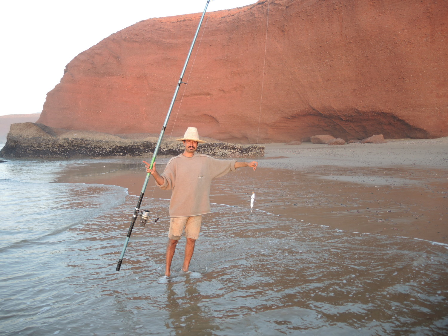 Fishing in Morocco
