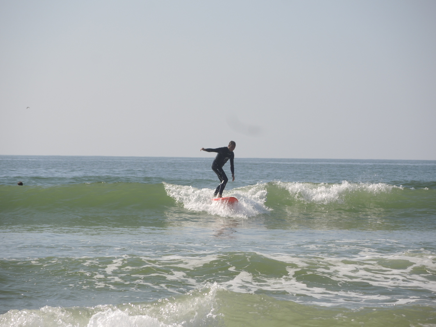 Surfers in Taghazout