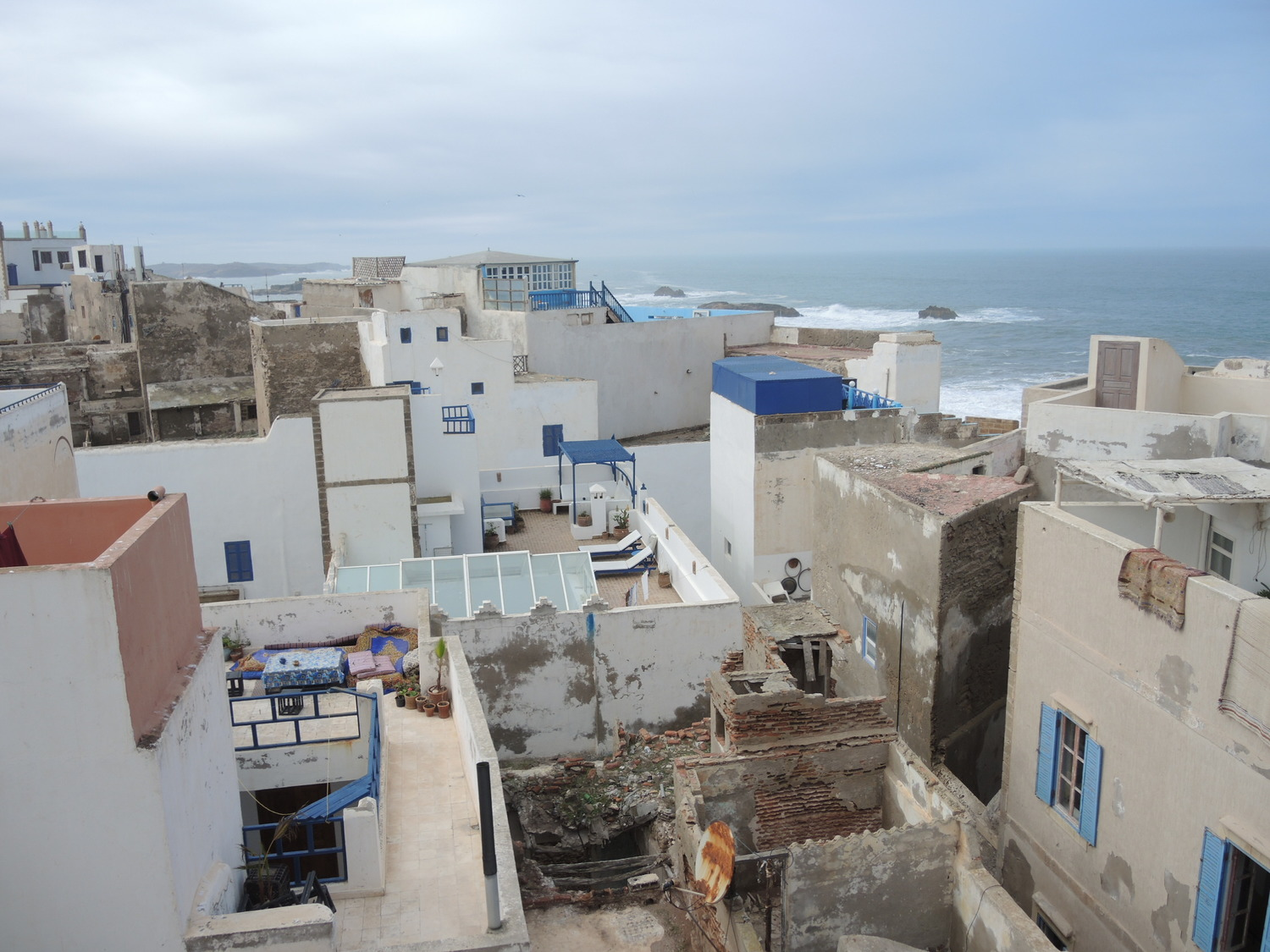 Streets of Taghazout