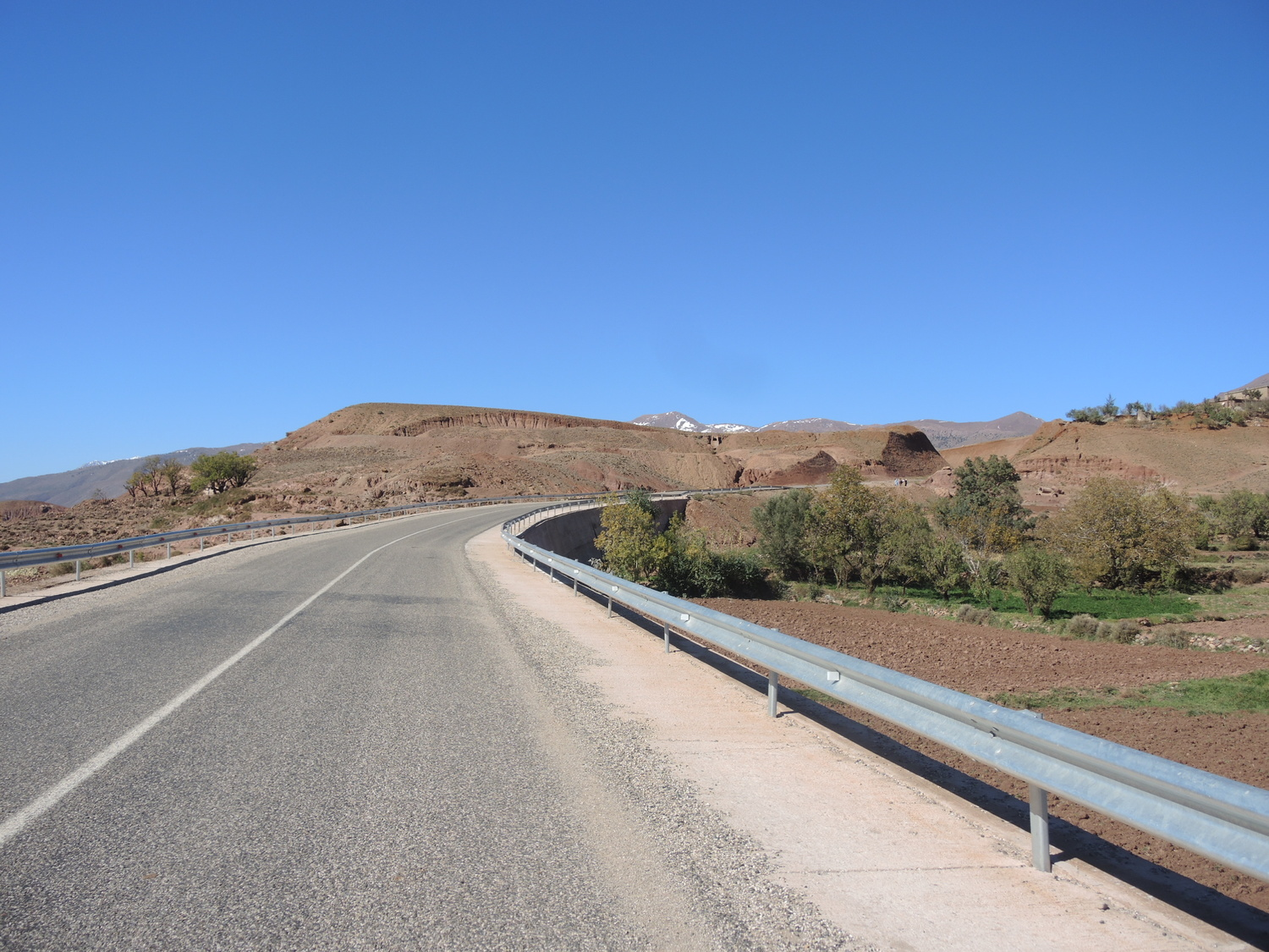 Great roads of Morocco