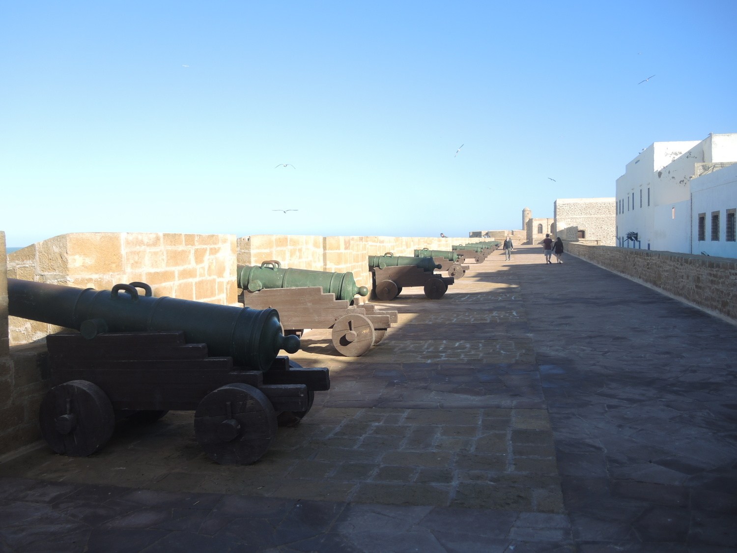 Stronghold of Essaouira