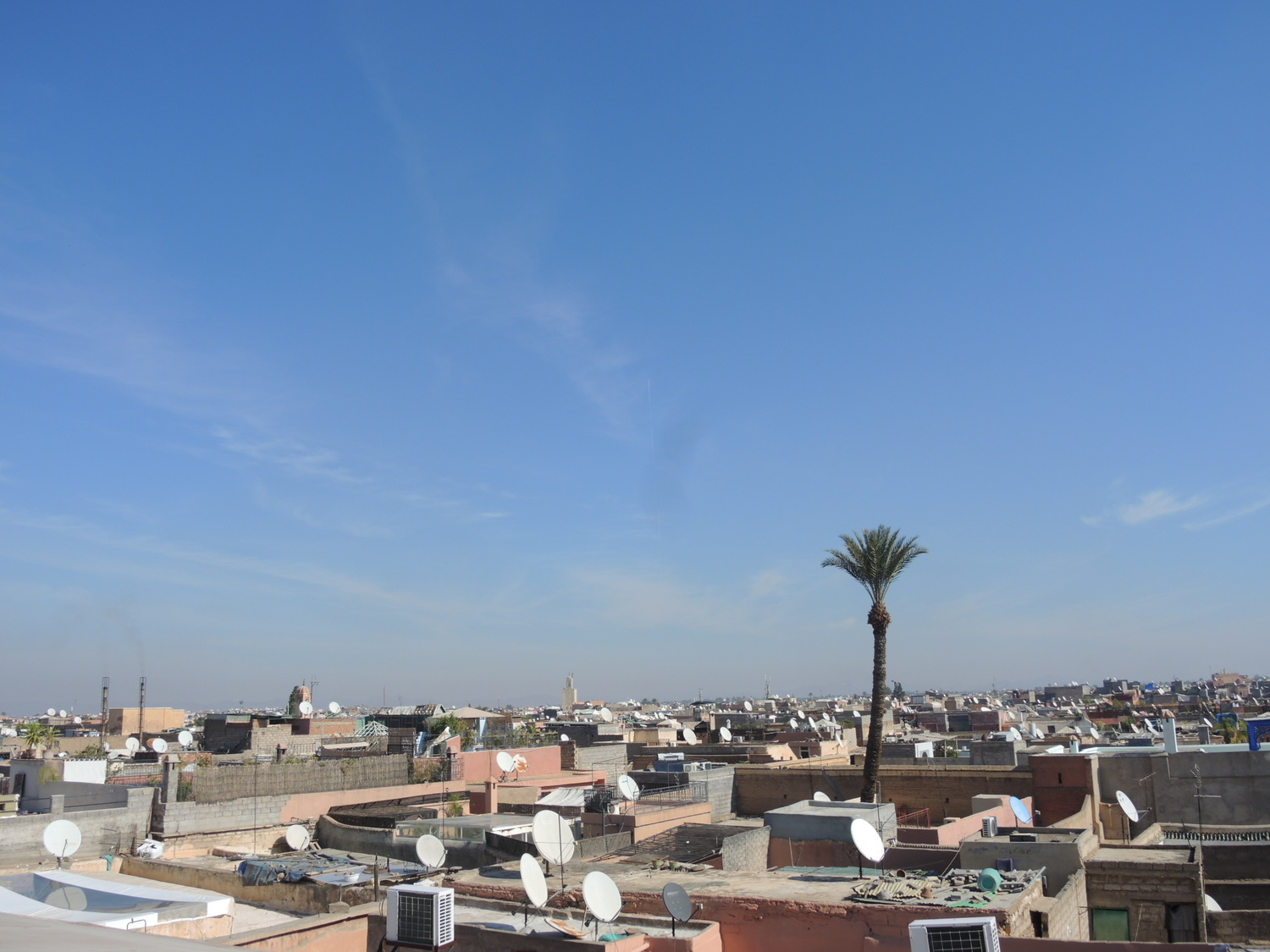 Roofs of Marrakech