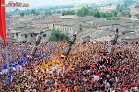 The_candle_festival_in_Umbria