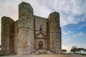 The Castel del Monte in Puglia
