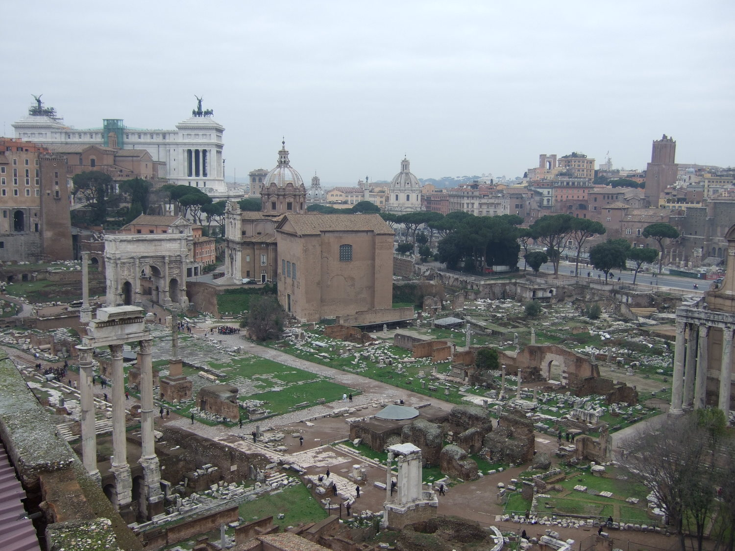 994_Excursion_to_Rome_Forum