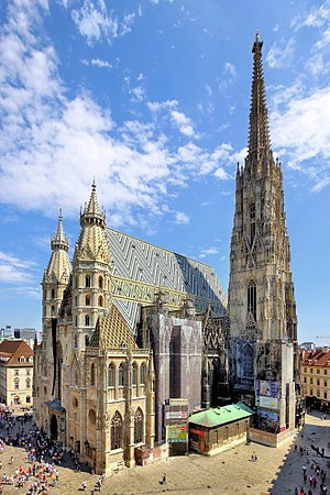 The Cathedral of Vienna