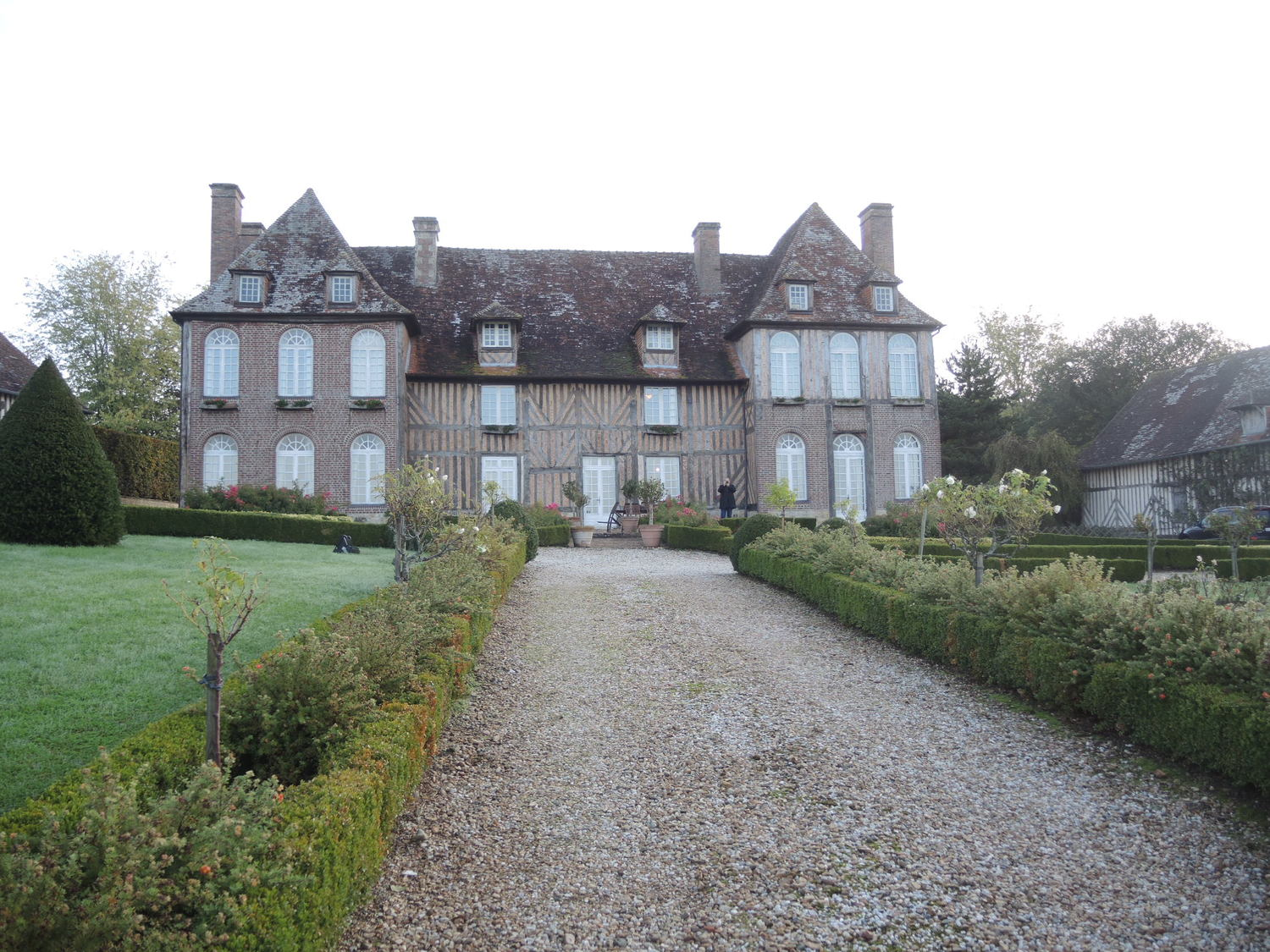 Places to stay in Normandy. Le Manoir du Lieu Rocher