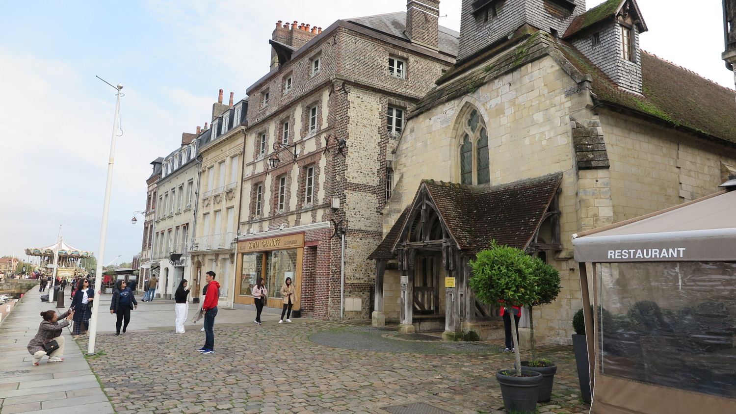 Things to do in Honfleur, Normandy